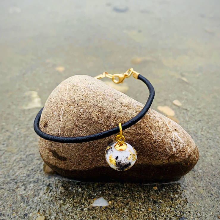 Bracelet Artemis, souvenir chien